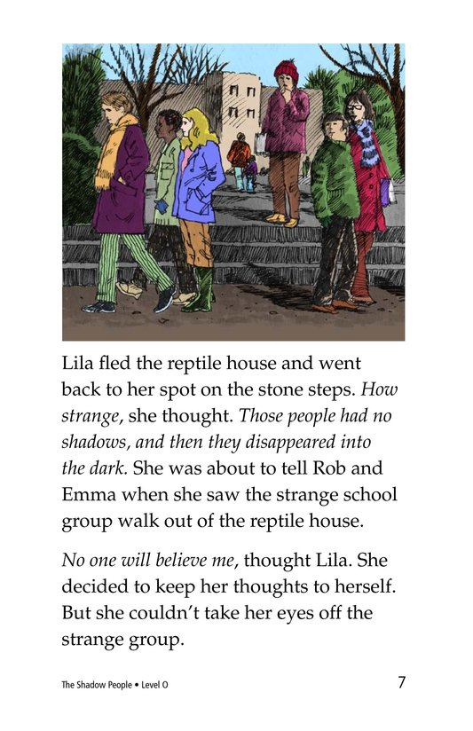 Book Preview For The Shadow People Page 7
