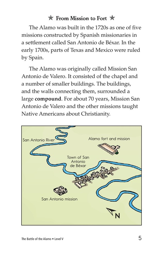 Book Preview For The Battle of the Alamo Page 5