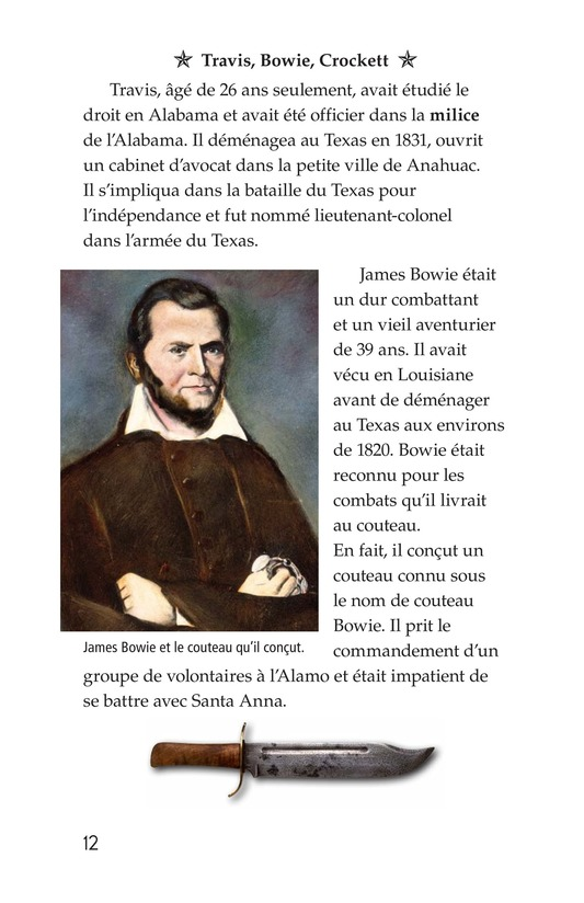 Book Preview For The Battle of the Alamo Page 12