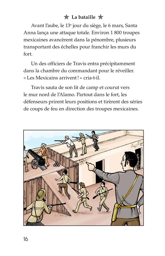 Book Preview For The Battle of the Alamo Page 16
