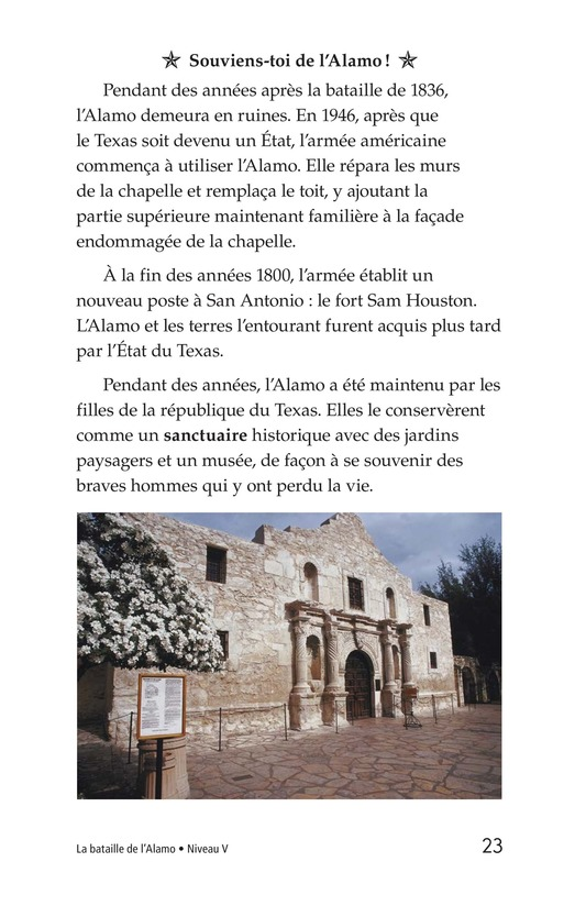 Book Preview For The Battle of the Alamo Page 23