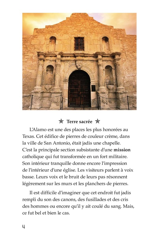 Book Preview For The Battle of the Alamo Page 4