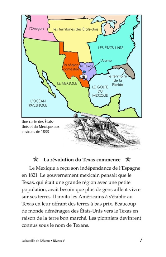 Book Preview For The Battle of the Alamo Page 7