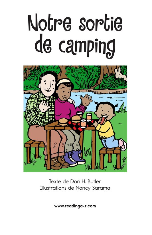 Book Preview For Our Camping Trip Page 2
