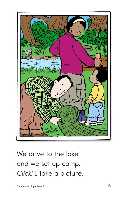 Book Preview For Our Camping Trip Page 5