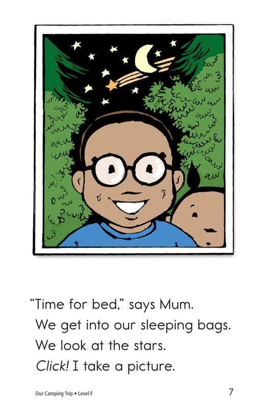 Book Preview For Our Camping Trip Page 7