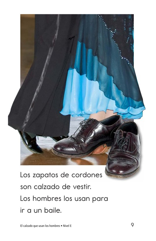 Book Preview For Shoes Men Wear Page 9