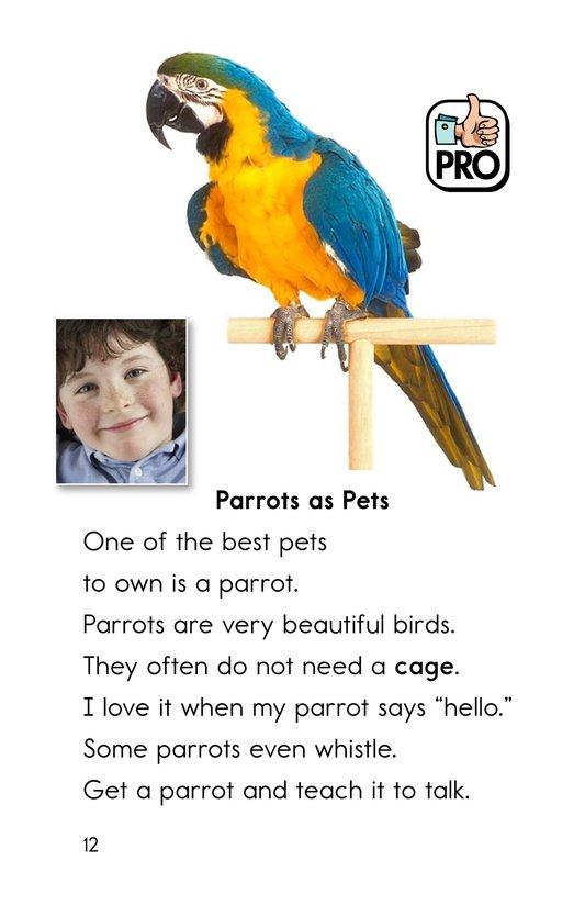 Book Preview For What Pet Should You Get? Page 12