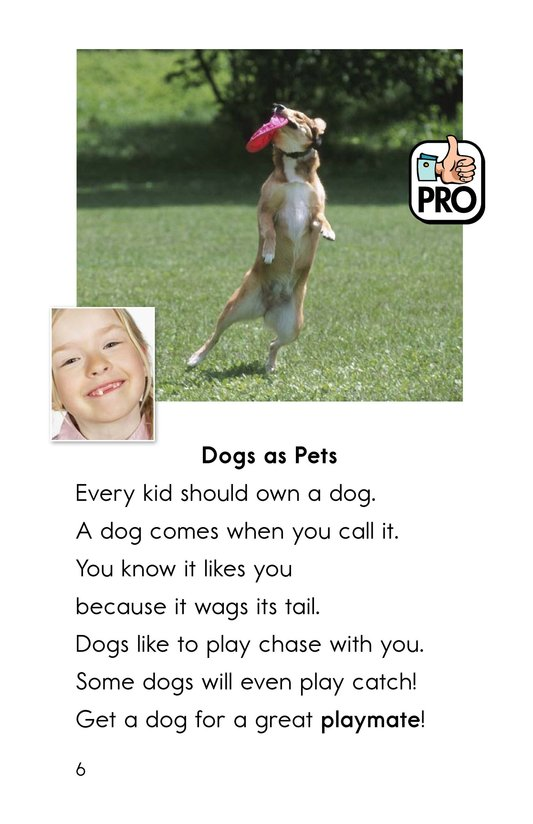 Book Preview For What Pet Should You Get? Page 6