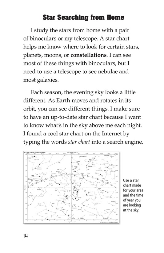 Book Preview For A Visit to Kitt Peak Page 14