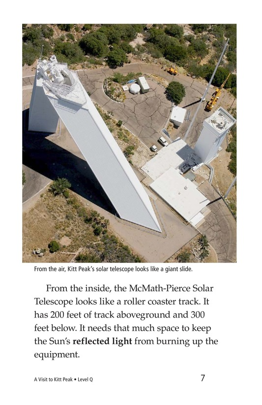 Book Preview For A Visit to Kitt Peak Page 7