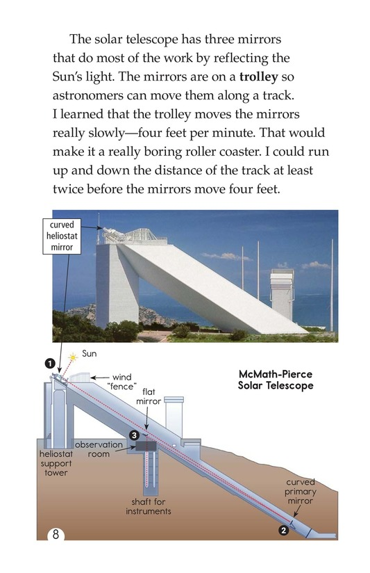 Book Preview For A Visit to Kitt Peak Page 8