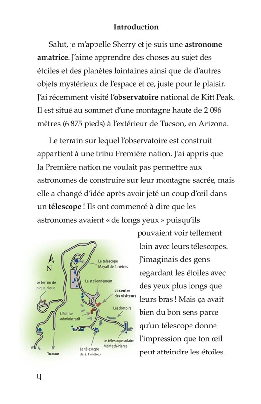 Book Preview For A Visit to Kitt Peak Page 4