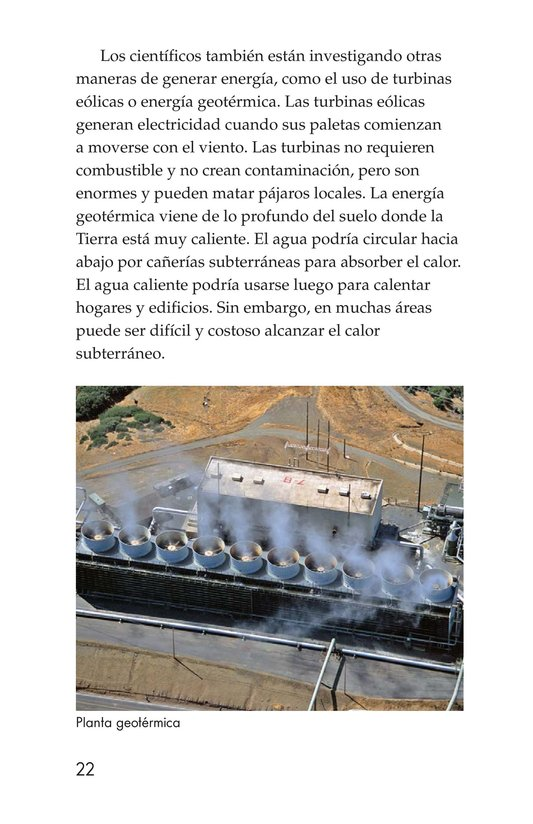 Book Preview For Energy Sources: The Pros and Cons Page 22