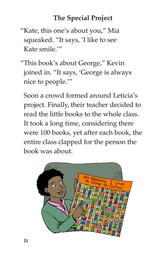 Book Preview For The 100th Day Project Page 14