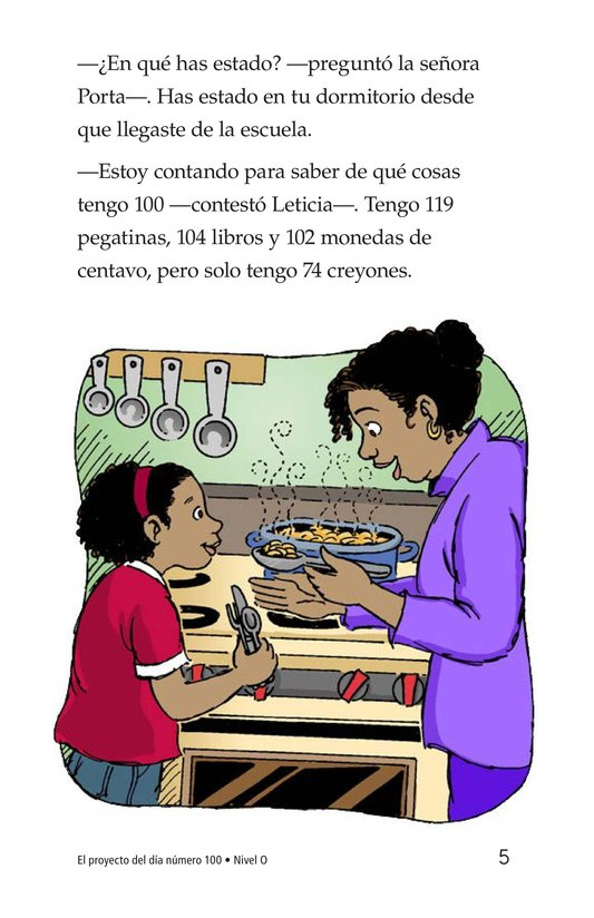 Book Preview For The 100th Day Project Page 5