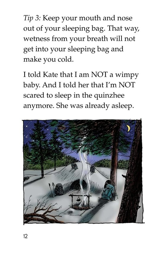 Book Preview For Snow Camping Page 12