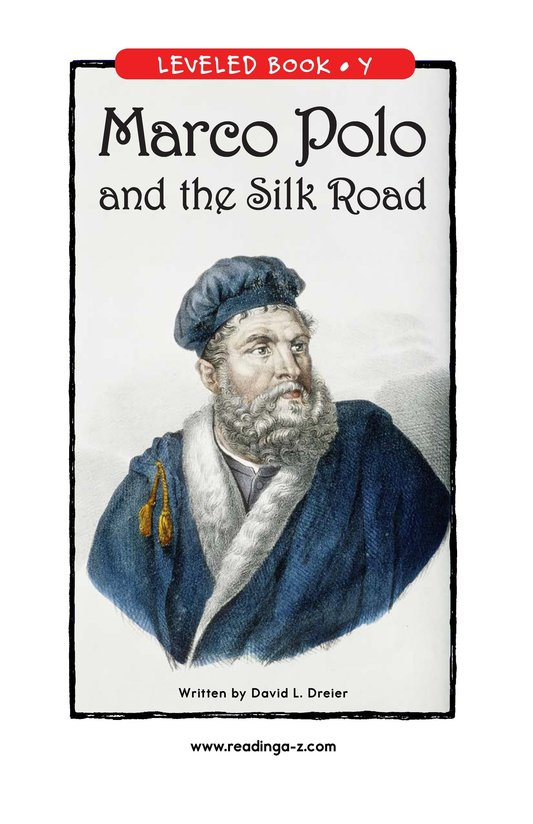 Book Preview For Marco Polo and the Silk Road Page 1