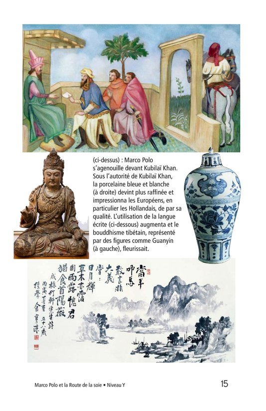 Book Preview For Marco Polo and the Silk Road Page 15