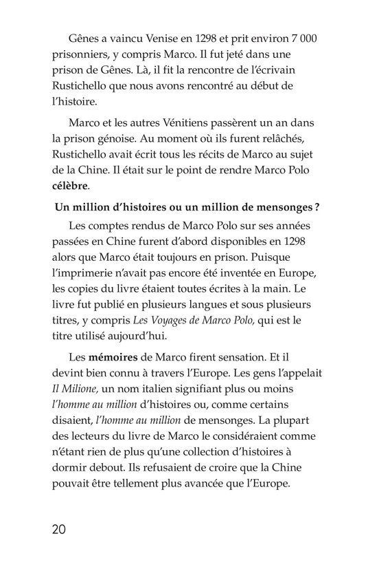 Book Preview For Marco Polo and the Silk Road Page 20