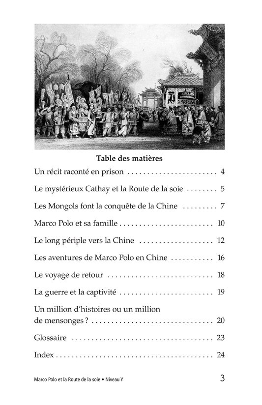 Book Preview For Marco Polo and the Silk Road Page 3