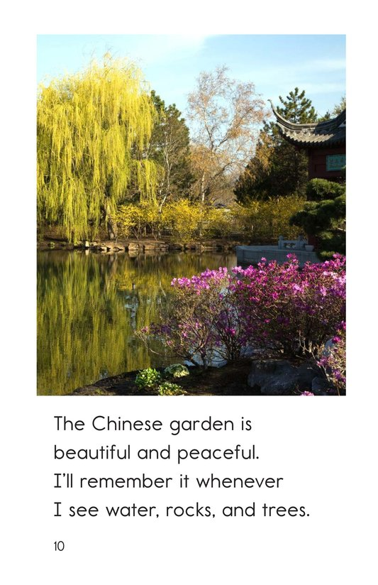 Book Preview For In a Chinese Garden Page 10