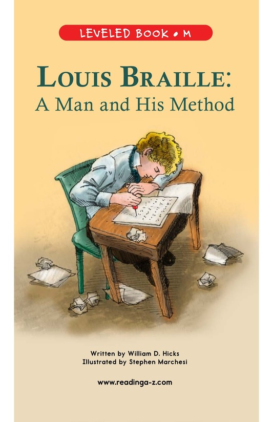 Book Preview For A Man of Vision Page 1