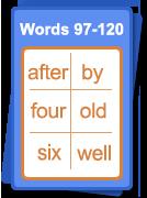 Words 97 - 120
